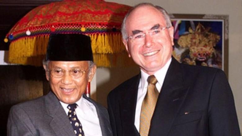 Sederet Prestasi BJ Habibie yang Membanggakan Indonesia