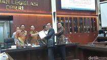 DPR-Pemerintah Sepakat Revisi UU MD3, Pimpinan MPR Ditambah