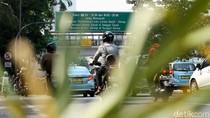 Ganjil-Genap Ditiadakan, Polisi Siaga Urai Kemacetan