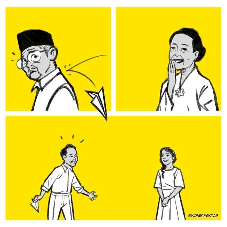 Foto: Komik Faktap/ Istimewa