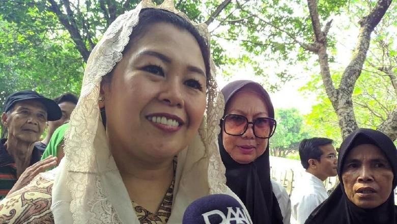 Yenny Wahid Dapat Pesan dari BJ Habibie: Terus Berjuang untuk Toleransi