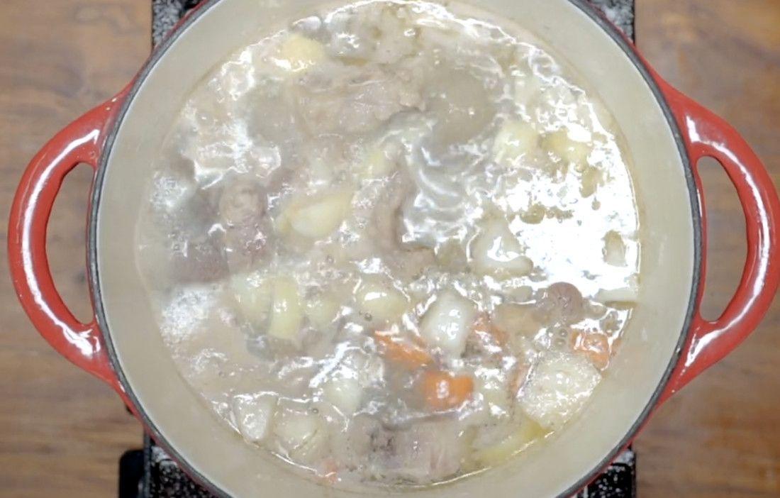 sup buntut bakar Tastemade