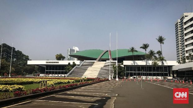 Kompleks Parlemen Senayan, Jakarta.