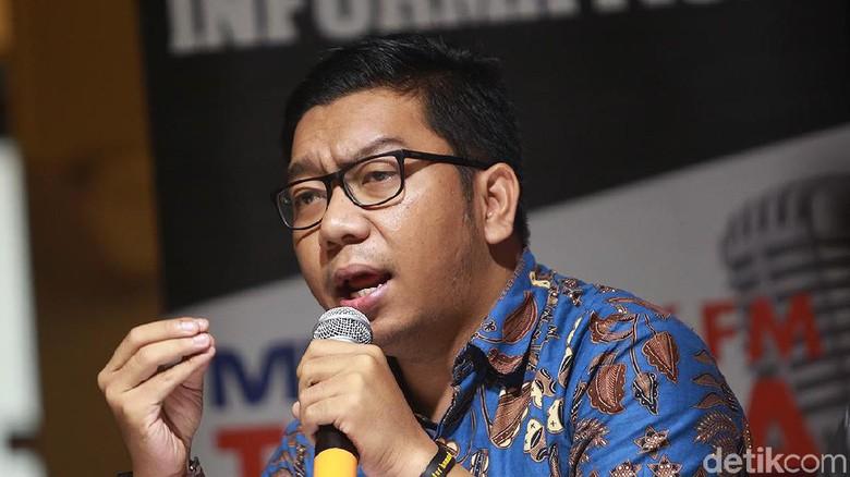 ICW Kritik Keras Jokowi soal Grasi Annas Maamun