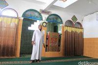 Masjid Nurul Iman (Yudha Maulana/detikcom)