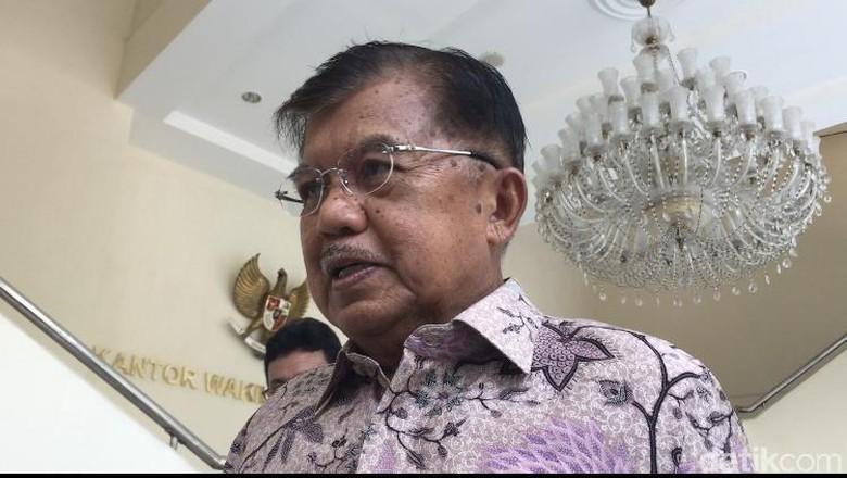 JK: BJ Habibie Sosok Penting Bagi Teknologi dan Demokrasi Indonesia
