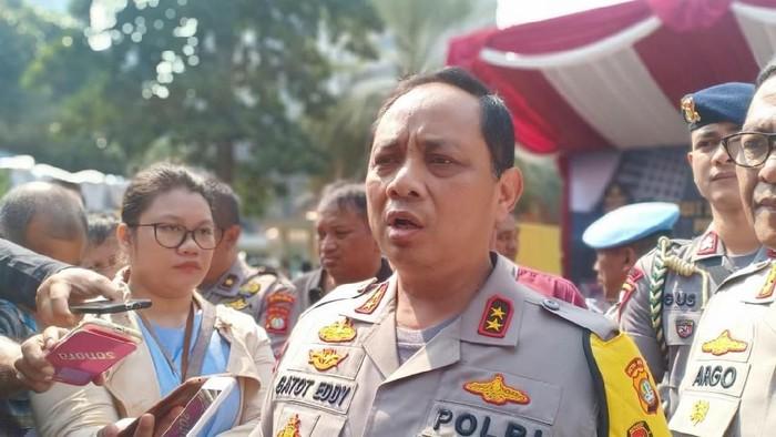 Kapolda Metro Jaya Irjen Gatot Eddy Pramono (Samsuduha/detikcom)