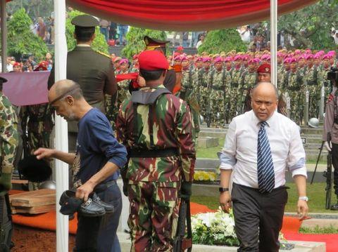 Lepas Kepergian BJ Habibie, Jokowi: Selamat Jalan Mr Crack