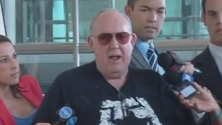 John Chardon Divonis 15 Tahun Penjara