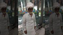 Demi Terbang ke New York, Pria India Menyamar Jadi Kakek-kakek