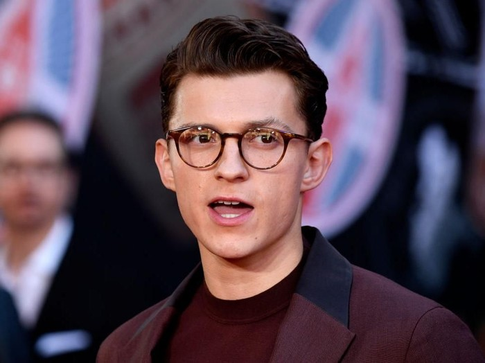 HOLLYWOOD, CALIFORNIA - JUNE 26: Tom Holland attends the Premiere Of Sony Pictures Spider-Man Far From Home at TCL Chinese Theatre on June 26, 2019 in Hollywood, California. (Photo by Frazer Harrison/Getty Images)