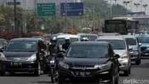 14 Ribu Pengendara Ditilang Selama 24 Hari Perluasan Ganjil-Genap