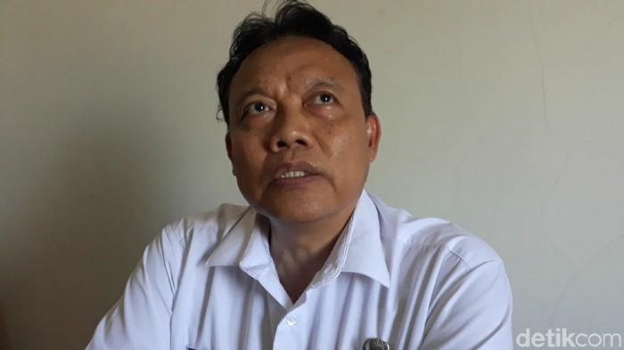 dr Rasipin, peneliti dari Dinkes Brebes. (Foto: Imam Suripto/detikcom)