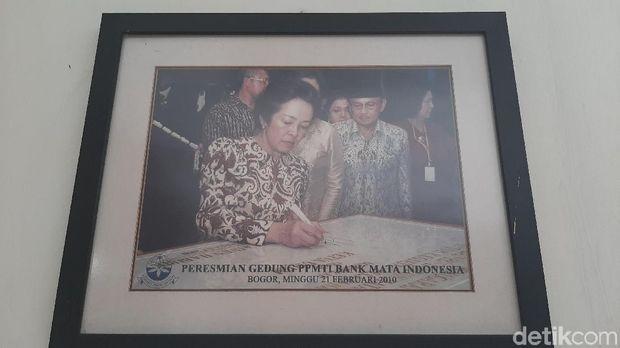 Klinik Mata di Bogor Ini Jadi Saksi Perjuangan Ainun-Habibie Berantas Kebutaan