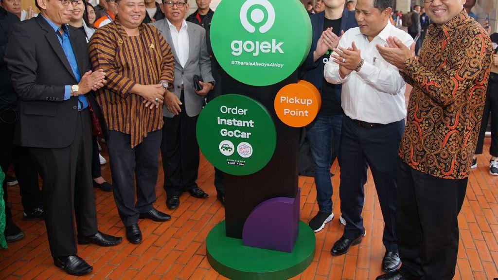 Kini Bisa Pesan Gocar di Bandara Soekarno-Hatta, Cek Titik Jemputnya