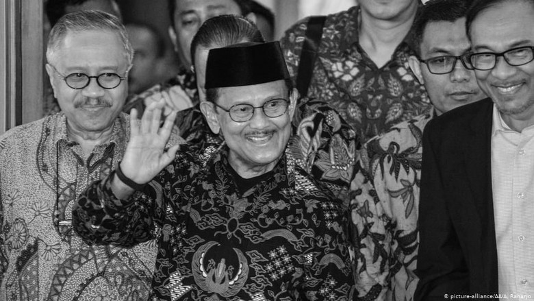 Duka Cita Negara-negara Sahabat untuk BJ Habibie
