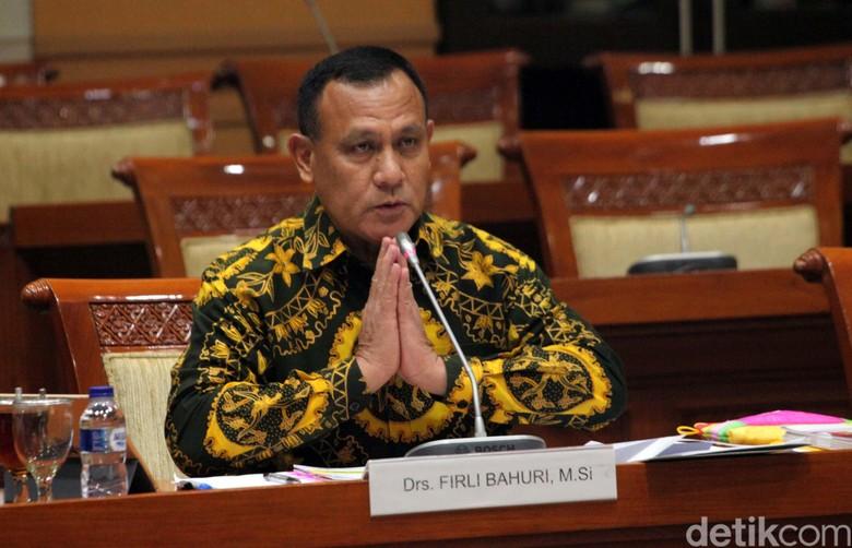 Capim KPK Firli: Tak Ada Pimpinan KPK yang Nyatakan Saya Melanggar