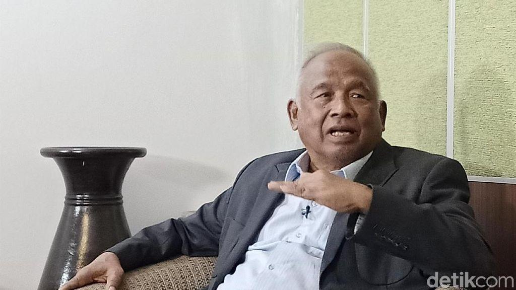 Demi Penguatan, Eks Ketua KPK Setuju Revisi Terbatas UU KPK