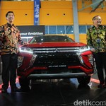 Mitsubishi Pajero Sport dan Eclipse Cross Takkan Rebutan Konsumen