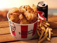 Perusahaan Fast Food Ini Beri Fasilitas Pengantin yang Gelar Resepsi Bertema Ayam Goreng