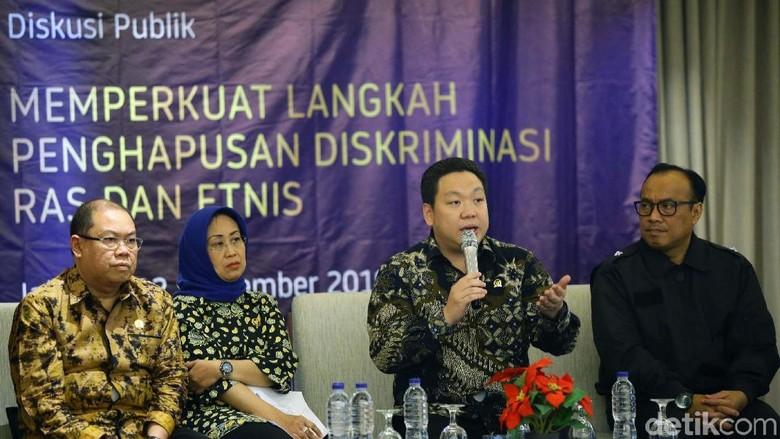 Diskusi Penghapusan Diskriminasi Ras dan Etnis