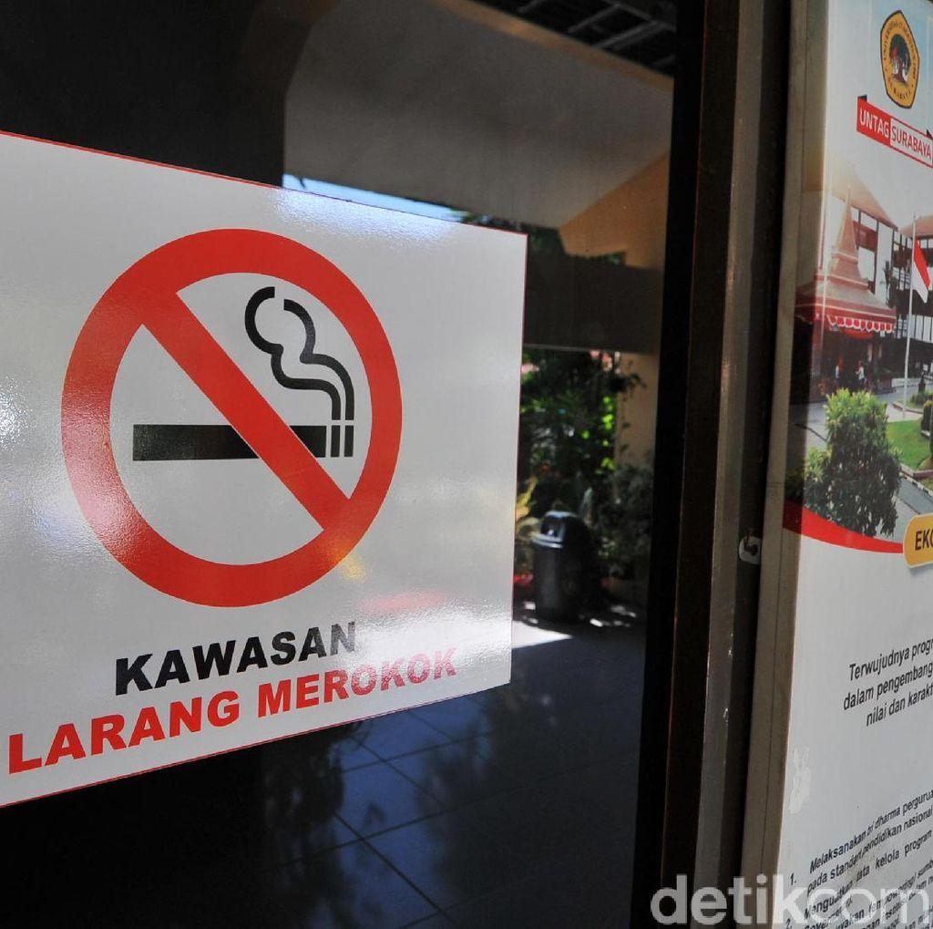 Kawasan Tanpa Rokok Jadi Sorotan Dalam Pembahasan Raperda 2020