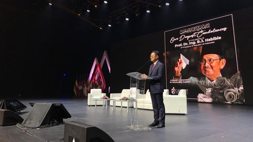 Insinyur Kenang BJ Habibie: Bapak Teknologi Indonesia