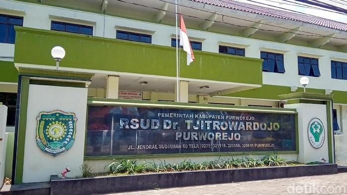 RSUD dr Tjitrowardojo, Purworejo