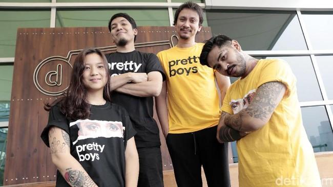 Pretty Boys Kisah di Balik Gemerlapnya Tayangan di TV
