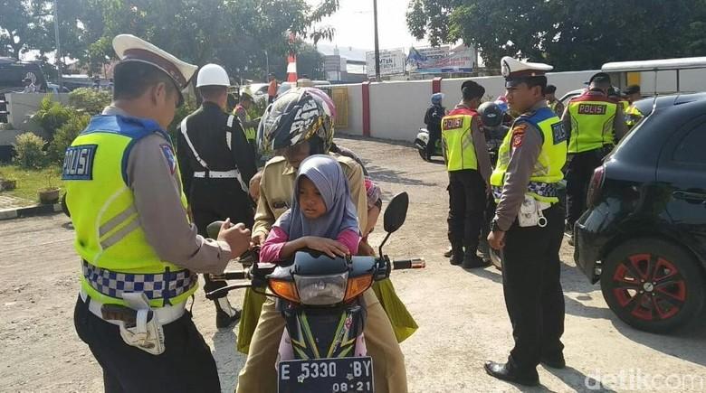 Pelanggar Operasi Patuh di Cirebon Didominasi Usia Produktif