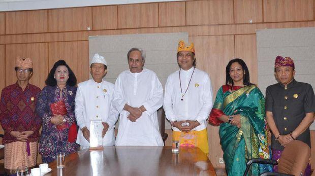 Lawatan Mangku Pastika ke Odisha