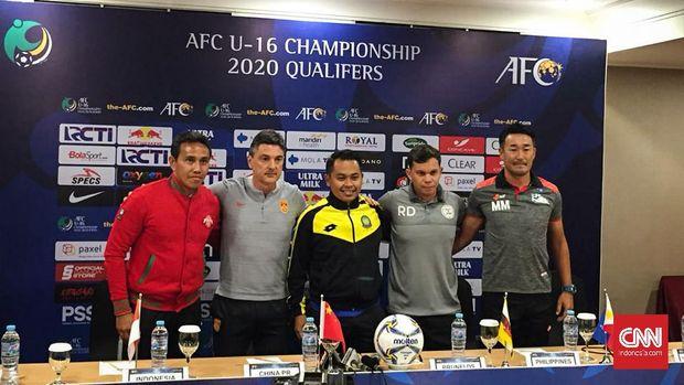 Performa Timnas U-16 Meningkat Jelang Kualifikasi Piala Asia