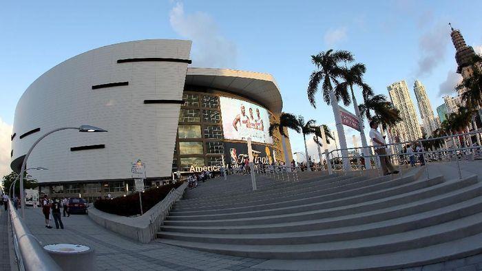 Situs porno BangBros ingin sponsori kandang Miami Heat (Ronald Martinez/Getty Images)