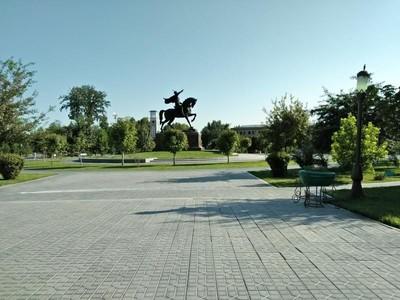 Kota Tashkent yang Cantik di Uzbekistan