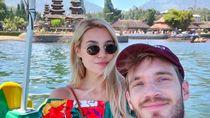 Mengintip YouTuber Terkaya Dunia Bulan Madu di Bali