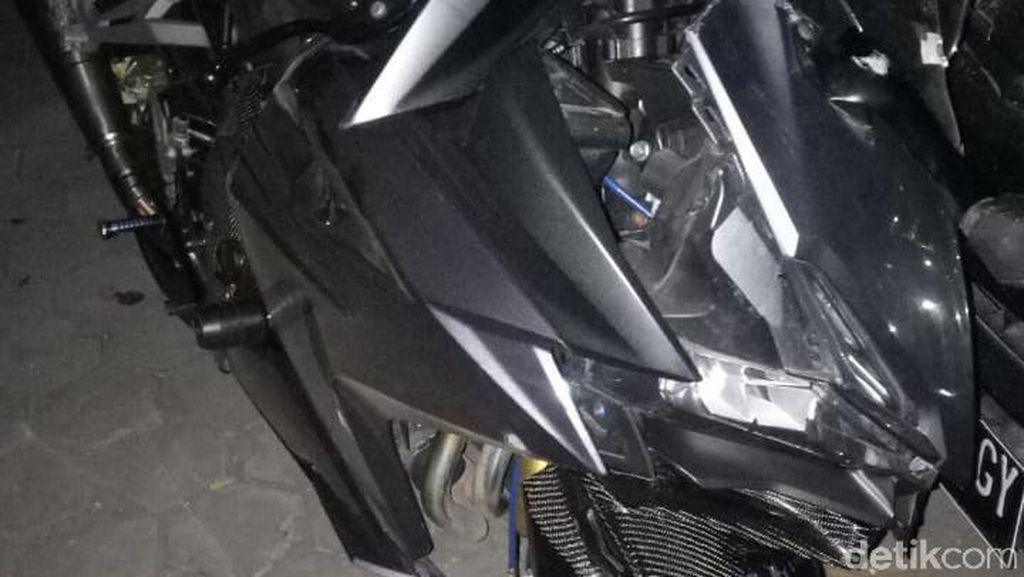 Melihat Lagi Honda CBR250RR yang Menewaskan Adik Boy William