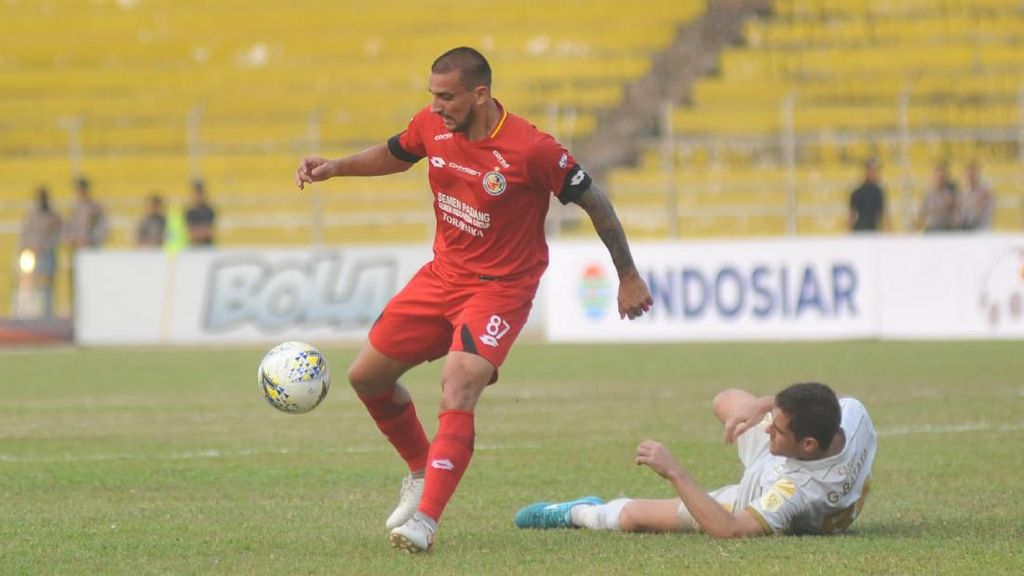 Kalteng Putra Vs Persebaya Surabaya Selesai 1-1