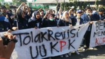 Pak Jokowi, Masih Ada Waktu Cabut Pembahasan Revisi UU KPK
