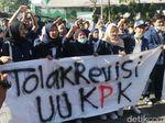 Jokowi Tolak Hal yang Tak Ada di Draf Revisi UU KPK, ICW: Tidak Cermat