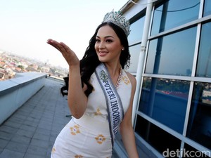 Wakili Indonesia di Miss International 2019, Ini Persiapan Jolene Marie