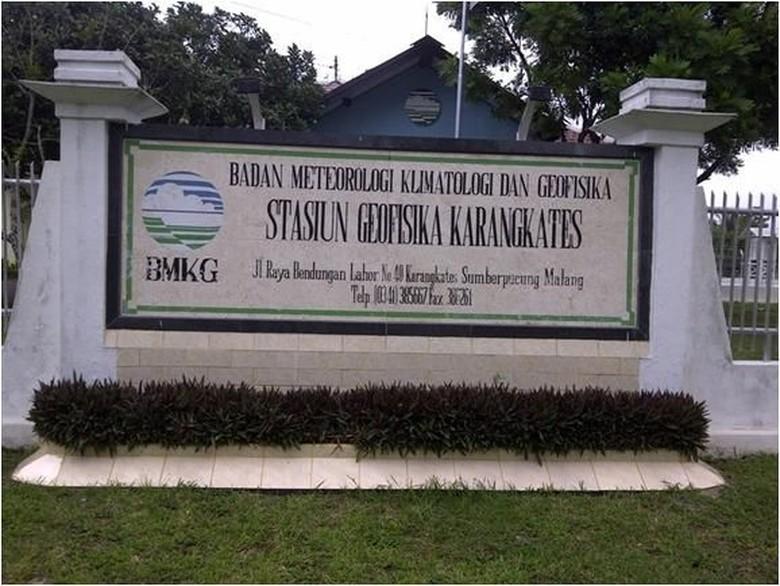 Gempa M 3,2 Guncang Malang, Stasiun Geofisika: Tidak Ada Dampak