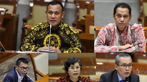 Firli dkk Terpilih, Fahri Minta Pimpinan KPK Demisioner