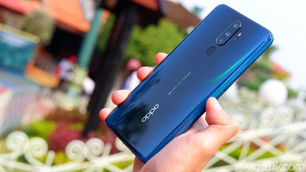 Oppo A9 2020, Tawarkan RAM 8GB Harga Ramah di Kantong