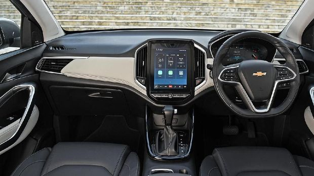 Interior Chevrolet Captiva 2019