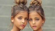 Pesona Gadis Kembar Tercantik Sedunia