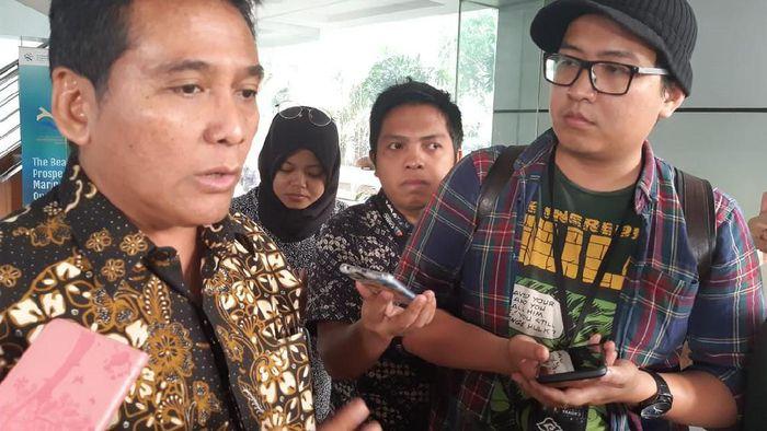 Ketua APINDO Hariyadi Sukamdani Foto: Achmad Dwi Afriyadi