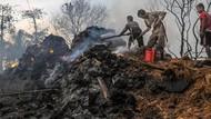 Puluhan Rumah di Kampung Adat Baduy Luar Hangus Terbakar