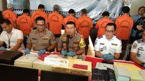 4 Pemalsu Buku Kir Ditangkap, Polisi Priok Gandeng Dishub Razia Truk