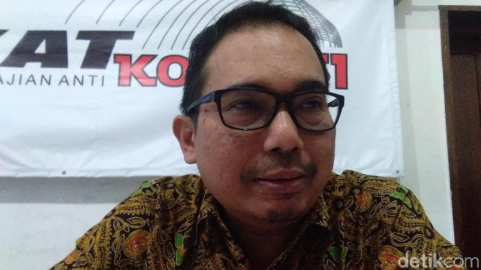 Ketua Majelis Hukum dan HAM PP Muhammadiyah, Trisno Raharjo, Jumat (13/9/2019).