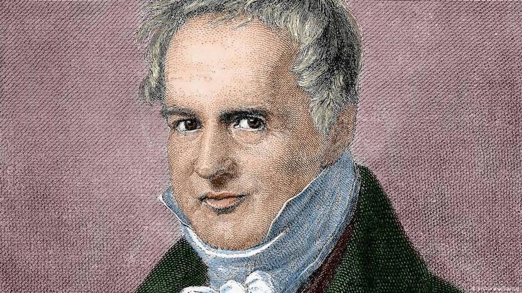 Alexander von Humboldt, Ilmuwan Pertama yang Jelaskan Perubahan Iklim